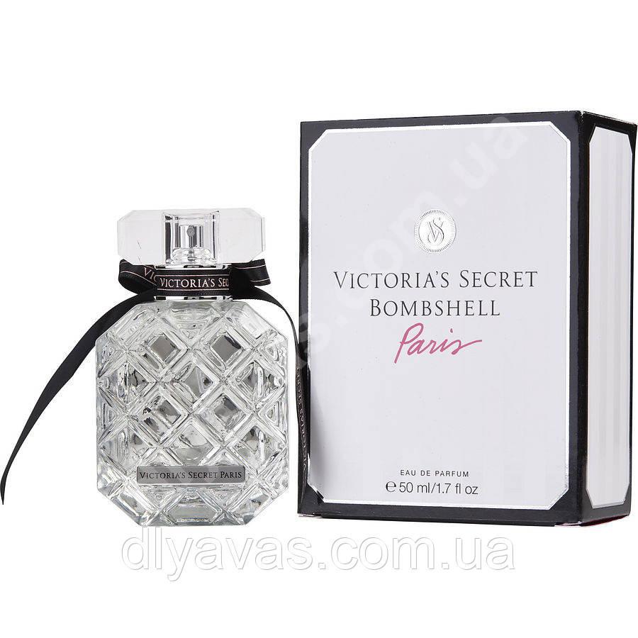 Духи Victoria s Secret 50ml Bombshell Paris Eau de Parfum - Все для 81c7faad32886