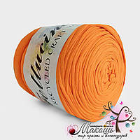 Трикотажная пряжа Fettucine Feza, оранжевый