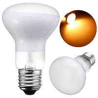 25W 50W 75W 100W R63 Теплый белый Basking Sun Heat Рептилия Лампа AC220-240V
