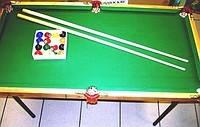 Детский бильярдный стол ZZ Toys 20019