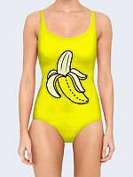 Купальник Банан арт