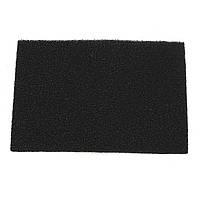 200 × 300 × 12 мм DIY Активированный углеродный пропитанный пенопластовый лист Аквариумы Углеродный фильтр