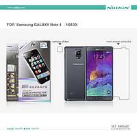 Защитная пленка Nillkin для Samsung N910H Galaxy Note 4 Матовая