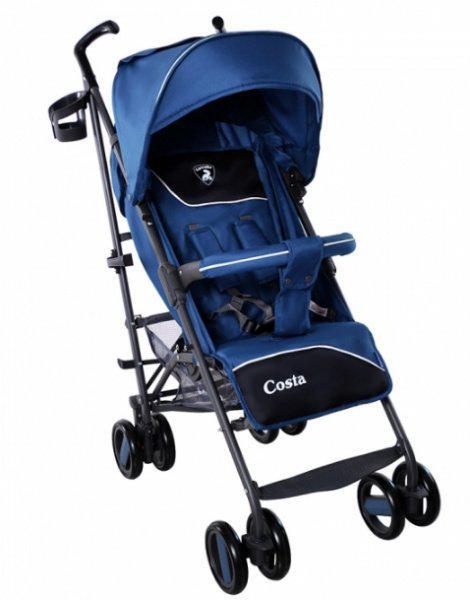 Коляска прогулочная CARRELLO Costa CRL-1409 Navy Blue /1/