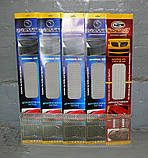 Декоративно-захисна сітка радіатора HONDA CRV фальшрадіаторная решітка,бампер, фото 5