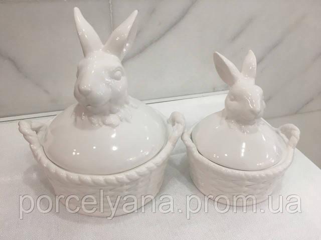Керамические пасхальные корзины
