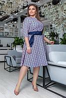 Модное платье Fotida (3 цвета) 104 (434А)