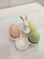 Блюдо для яиц 5 шт с зайцем Ewax 105527