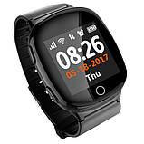 Smart baby watch S200 (D100) black пульсометр, фото 2