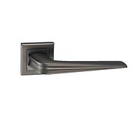 Ручка д/дверей на розетке, матовый антрацит A - 2014 MA