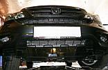 Декоративно-защитная сетка радиатора HONDA CRV фальшрадиаторная решетка,бампер, фото 4