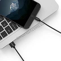 Кабель Micro USB Orico MTF-10 для зарядки и передачи данных (Черный, 1м), фото 2