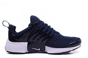 Кроссовки Nike Air Presto Flyknit Navy Blue