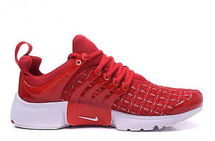Мужские кроссовки Nike Air Presto Flyknit Red