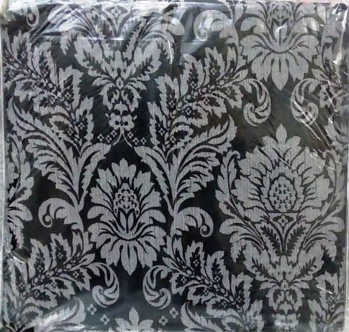 Покрывало Handy 250*260 серо-черный, 2, фото 2