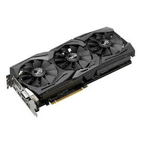Видеокарта ASUS GeForce ROG STRIX GTX 1060 6G GAMING (ASUS ROG STRIX-GTX1060-6G-GAMING), фото 2