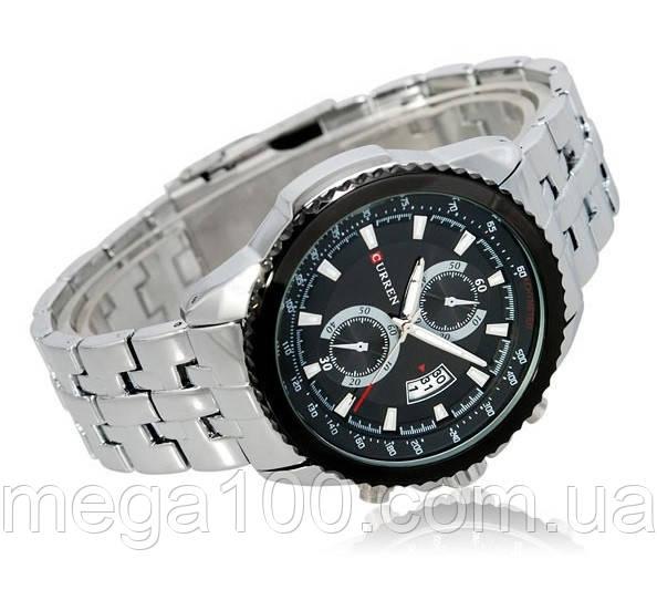 Наручные часы CURREN 8082 silver, фото 1