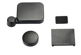 Набор крышек и заглушек для GoPro Hero 3+ (комплект - 4 шт) (код № XTGP137)