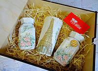 Подарок для женщин - набор Париж . Бесплатная доставка | UkrainianBox