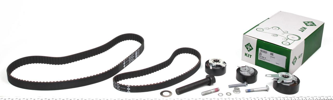 Ремень грм фольксваген т4 (комплект + ролики ) 2.5 TDI /SDI + Volkswagen LT 28-35 INA--Германия 530048410