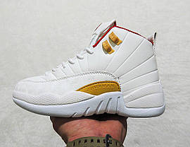 "Кроссовки женские Nike Air Jordan 12 GS ""Chinese New Year"" топ реплика, фото 3"