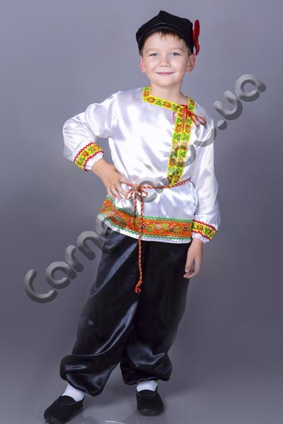 Карнавальный Костюм Русский народный для мальчика