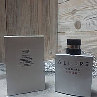 Духи Тестер Chanel Allure Homme Sport Eau De Toilette Vaporisateur - Spray 100ml.