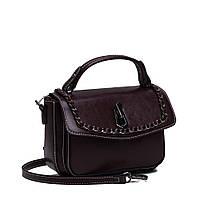 Женская сумка клатч Grays темно - бордовый цвет , фото 1