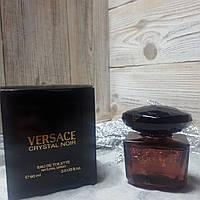 Versace Crystal Noir Eau De Toilette Natural Spray 90ml.