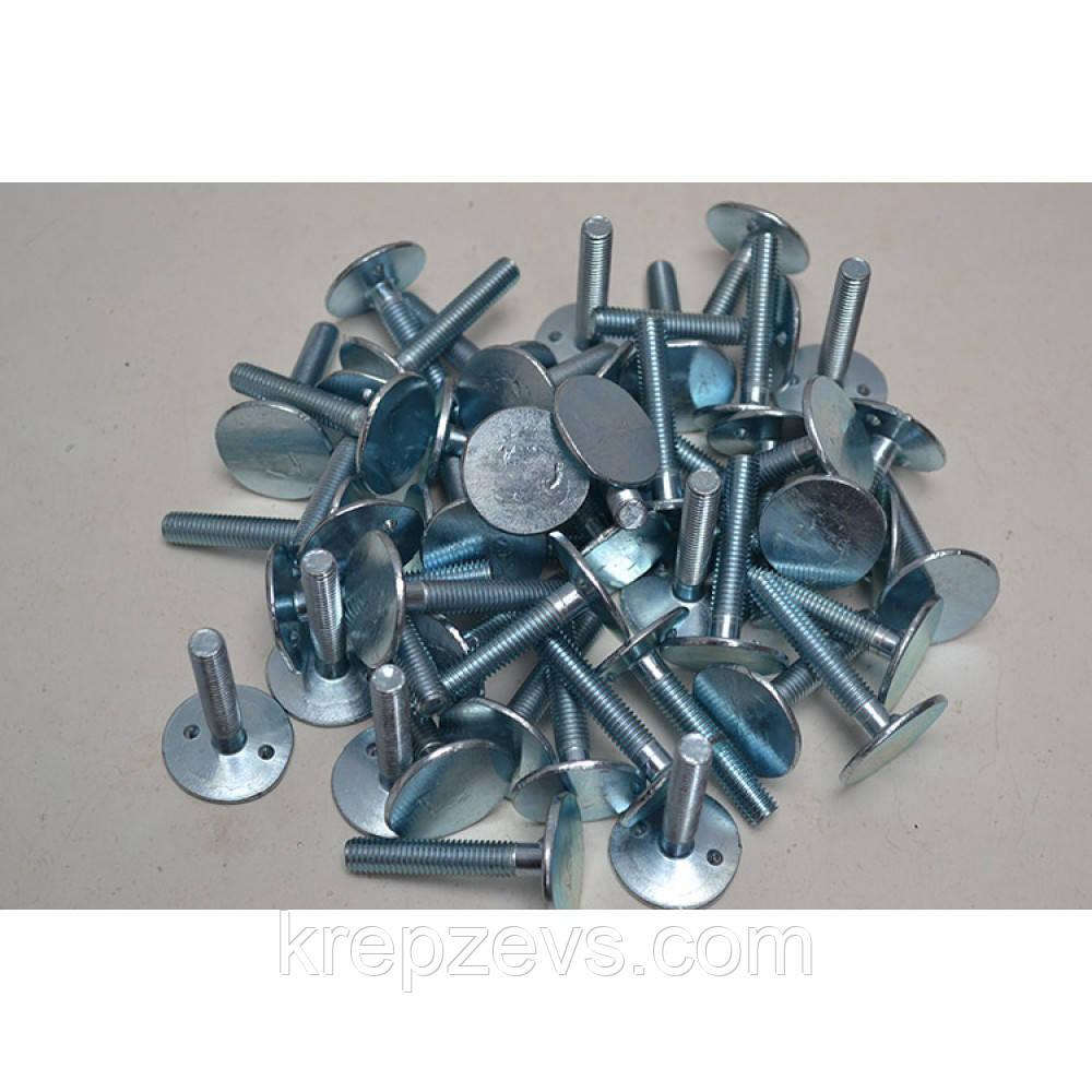 Болт норійні М6 DIN 15237 з нержавіючої сталі А4