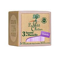 100% Марсельское мыло Лаванда, Объем - 300 мл