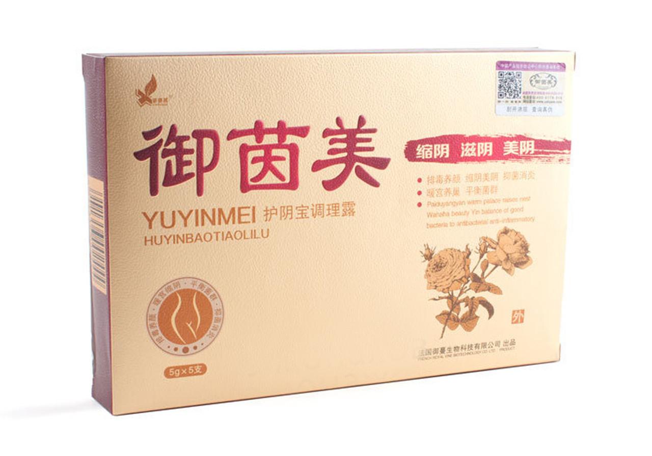 Гель для скорочення піхви Yuyinmei
