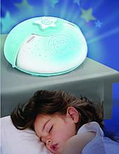 Світильник Infantino Спокійні сни Блакитний