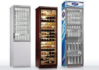 холодильник со стеклом картинка