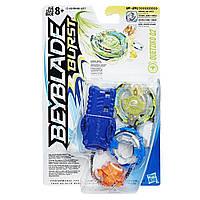 Волчок с пусковым устройством Beyblade Burst -  Quetziko Q2 Hasbro