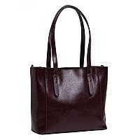 Женская сумка Grays  темно коричневый цвет