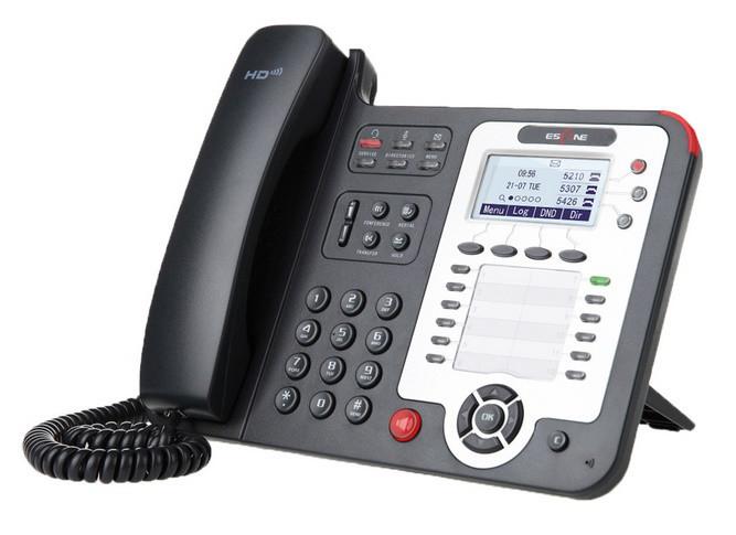 IP телефон Escene ES330PEN