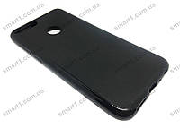 Силиконовый TPU чехол JOY для Huawei P Smart черный