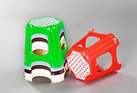 Табурет пластмассовый, малый - 335 х 335 х 320 мм.