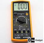 Мультиметр (тестер) цифровой DT-9205A, фото 2