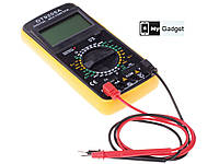 Мультиметр (тестер) цифровой DT-9205A
