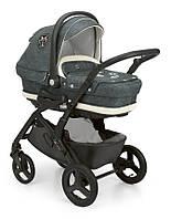 Детская универсальная коляска 3 в 1 Cam Dinamico UP TOP, серый меланж