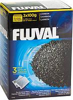 Вкладыш Hagen Fluval Carbon в фильтр 3 шт А1440