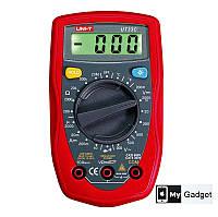 Мультиметр (тестер) цифровой UT33C, фото 1
