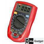 Мультиметр (тестер) цифровой UT33C, фото 3