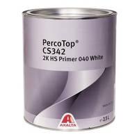 Грунтовка CS342 PercoTop Primer 040 2K Ral9010 White 3.5л
