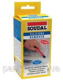 Очиститель силикона Soudal 100мл