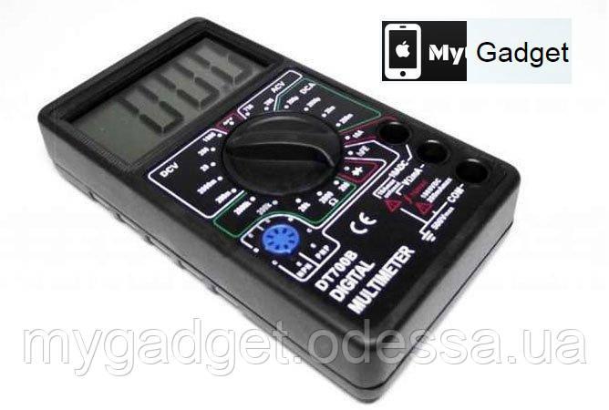 Мультиметр (тестер) цифровой DT-700B