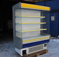 "Холодильная Горка ( РЕГАЛ) ""Технохолод ВХС ""Аризона"" 1,5 м. БУ"