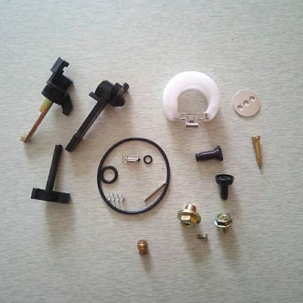 Ремкомплект карбюратора 168F, 170F, фото 2